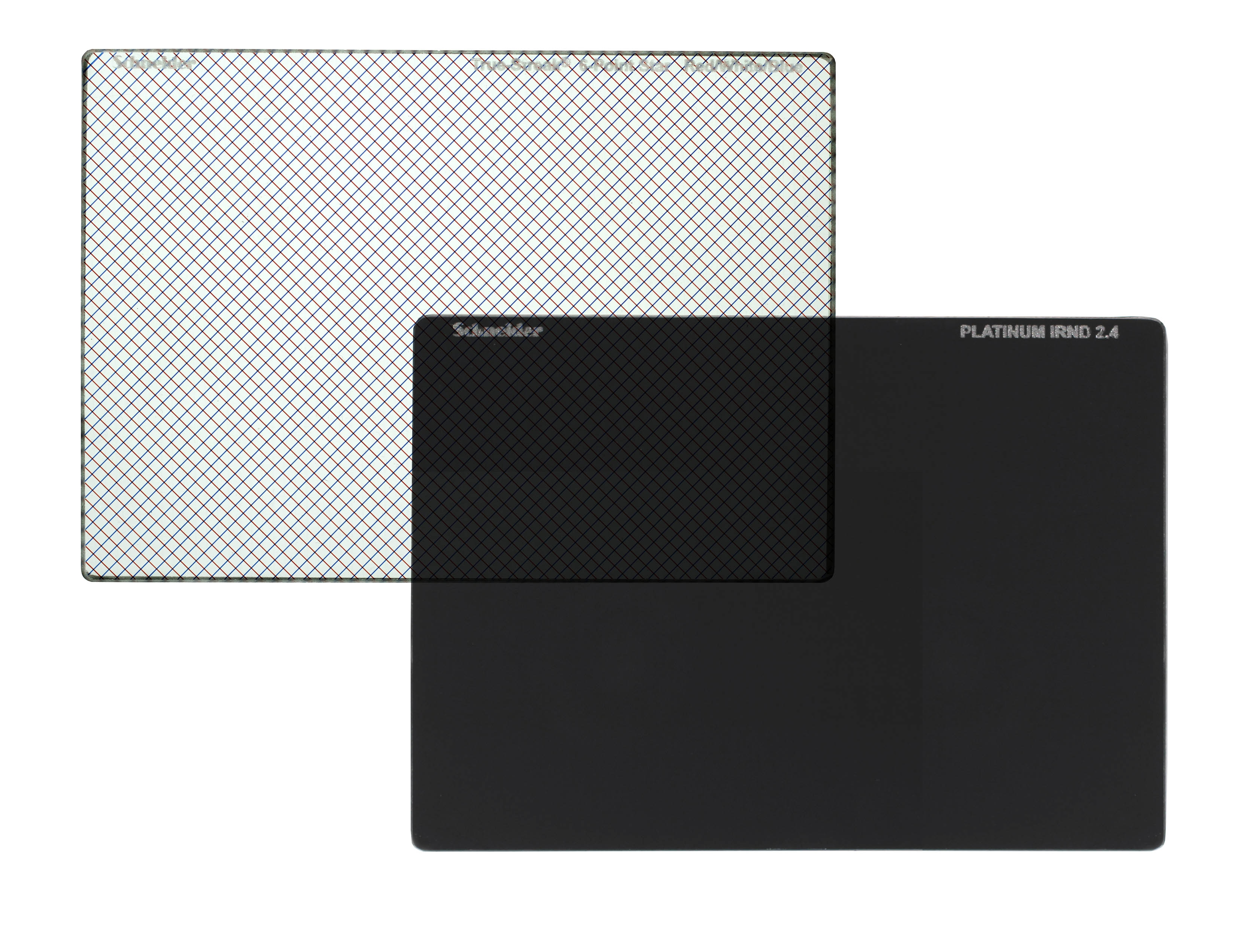 Schneider Platinum IRND filter and True-Streak® effects Star filters
