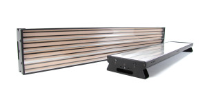 Multi-fixture Reflector banks and 4-way Controller for the modular Pipeline® system