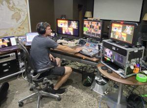 Broadcast Home nga Brisbane, Amid Covid-19 Përdor Core dhe VidiU Go