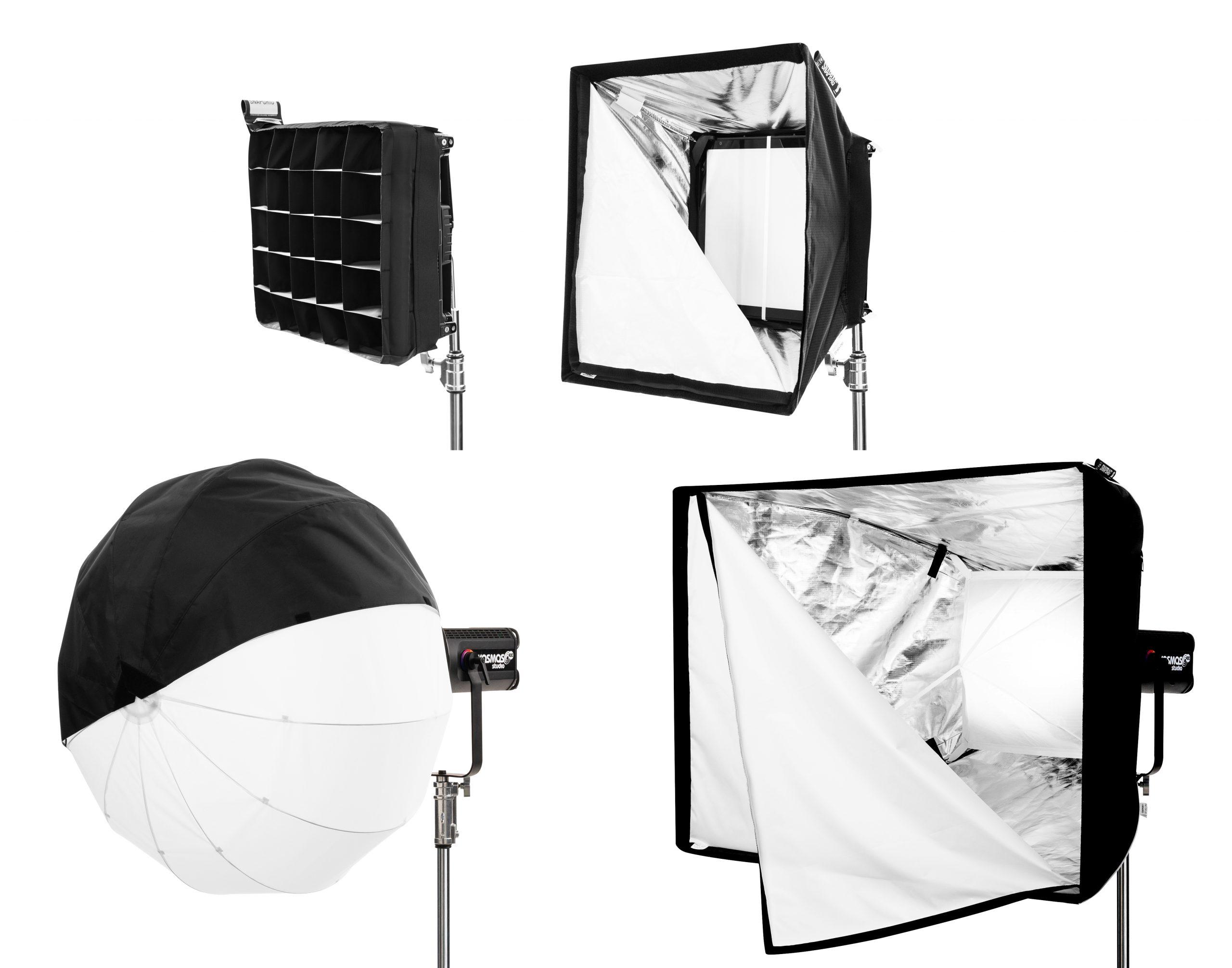 Light Directing Tools for Rotolight Titan X1 & Velvet
