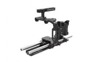 Wooden Camera Pro Unified Accessory Kit for Blackmagic Pocket Cinema Camera 6K